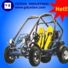two seats 125cc EEC go kart