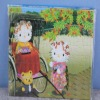 lovely cartoon jigsaw