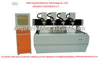 Manufacturer~Frequency spindle motor,cheap wood engraving machine(Agents and distributor WANTED)