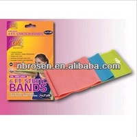exercise resistance band logo/over the door exercise bands