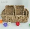 wood wastepaper basket