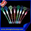 LED swizzle sticks
