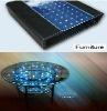 Led floor glass