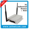 3G HSPA WiFi Industrial Router