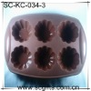 silicone kitchenware for cake mould