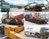 hot sale Multi hydraulic axle over heavy trailer