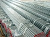 GB,JIS,EN and DIN standard hot Galvanized steel pipes