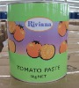 canned tomato paste for Africa