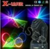 stage lights full color moving head laser light
