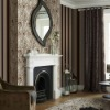 Water proof and sound-absorbing velvet wallpaper
