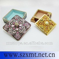 best quality metal jewel box