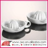 White Porcelain Lemon Juicers