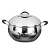 Charms 12PCS Stainless Steel Cooking Pot / Kitchenware Set