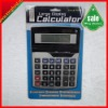 Travel alarm Clock 8 digit Electronic Calculator closeout