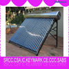 High pressure compact solar water heater