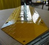 Road Steel Speed Hump Spike Barrier- MSH100
