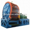 Used for truck tires tyre shredder