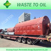 waste tire to oil pyrolysis plant with BV CE ISO14001