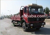 TIEMA 4X4 ND2160E45 Laden Off-road vehicles