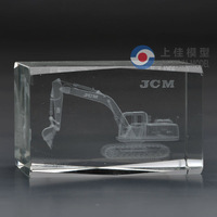 Crystal Model for business gift & promotions & decorations