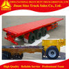 40 ft container sino flatbed semi trailer
