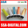 high capacity portable mobile power bank 1500mah accept paypal for sample order