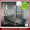 HPS grow light Hydroponics 400W HPS MH Digital Ballast Air Cool TUBE Grow Lights Set
