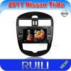 Digital TFT-LCD touch screen Nissan Tiida Car DVD Player