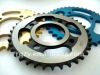 Motorcycle sprocket CG125 /motor bike drive chain wheel set