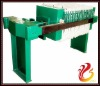 Plate and Frame Type Sludge Filter Press
