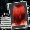 Feather cut pictures hair EPS056