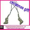 phone charm christmas stocking