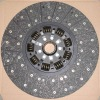 Clutch disc for MERCEDES-BENZ