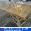 Natural yellow onyx countertops