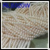Special Price Wholesale 7-8mm Semi-Natural Freshwater Pearl Necklace