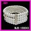 wholesale imitation jewelry fashion pearl bracelets & bangles