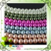 HOT SALE! 10mm high quality glass pearl bead strands for jewelry making