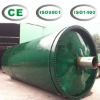 new patented non-pollution waste tire oil recycling machine with dust remove system
