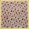 cotton span jersey printed fabric
