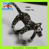 Men Rock's Punk Cool jewelry design yound men's band animal finger ring