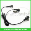 Surveillance kit earphone for Kenwood two way radio TK-2102(Pro Prower) TK-2130(Pro Talk XLS) TK-2160 TK-3100 (Pro Talk) TK-3101