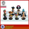 All series of one piece PVC figures, action figures