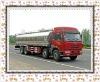 High quality 18.52cbm 8*4 Truck for milk transportation