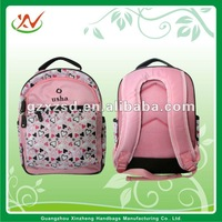 School bag 420D oxford polyester walmart school bag