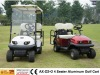 2012 New Electric Golf Car best seller, low prices 4 seater golf car wholesale! Aluminum chassis / Curtis Controller !