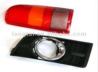 Auto electrode plate parts plastic mold