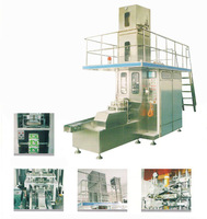 Automatic tetra pack juice packing machine ZX-3600 Series