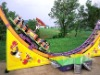 popular whirlwind knight outdoor amusement park for sale