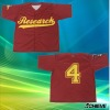 custom made sublimation baseball jersey