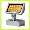 Top quality IP65 CE RoHS FCC 54W led wall projection light